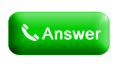 answer button post 3d green